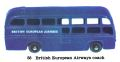 British European Airways Coach, Matchbox No58 (MBCat 1959).jpg