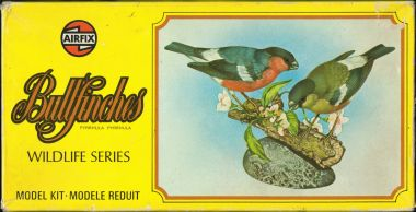 Bullfinches, Airfix Wildlife Series 03830