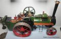 Burrell traction engine model, GK1962, Bassett-Lowke, angle view.jpg