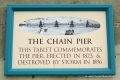 Chain Pier, Brighton, plaque.jpg