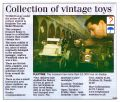 Collection of vintage toys, cutting (The Argus, 2003-07-18).jpg