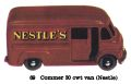 Commer 30 cwt Van, Matchbox No69 (MBCat 1959).jpg