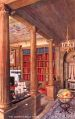 Corner of the Library, The Queens Dolls House postcards (Raphael Tuck 4501-8).jpg