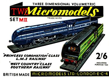 Micromodels H1 pack artwork