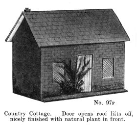 97F Country Cottage