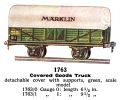 Covered Goods Truck, Märklin 1763 (MarklinCat 1936).jpg