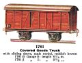 Covered Goods Truck, with sliding doors, Märklin 1781 (MarklinCat 1936).jpg