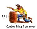 Cowboy Firing From Cover, Britains Swoppets 661 (Britains 1967).jpg