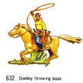 Cowboy Throwing Lasso, Britains Swoppets 632 (Britains 1967).jpg