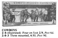 Cowboys, Timpo Toys (Hobbies 1968).jpg
