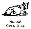 Cows, lying, Britains Farm 538 (BritCat 1940).jpg