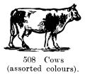 Cows (assorted colours), Britains Farm 508 (BritCat 1940).jpg