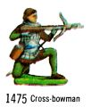 Crossbowman, Britains Swoppets 1475 (Britains 1967).jpg