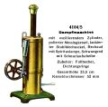 Dampfmaschine - Vertical Stationary Steam Engine, Märklin 4104 (MarklinCat 1931).jpg
