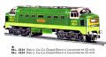 Deltic Co-Co Diesel-Electric Locomotive D9012 Crepello, Hornby-Dublo 2234 3234 (DubloCat 1963).jpg