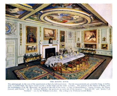 Queen Mary S Dolls House The Queen S Dolls House Windsor