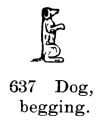 Dog, begging, Britains Farm 637 (BritCat 1940).jpg