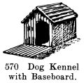 Dog Kennel with Baseboard, Britains Farm 570 (BritCat 1940).jpg