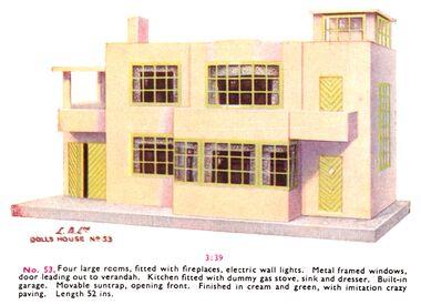 Tri-ang Dollhouses