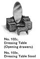 Dressing Table and Stool, Dinky Toys 102c 102e (MM 1936-07).jpg