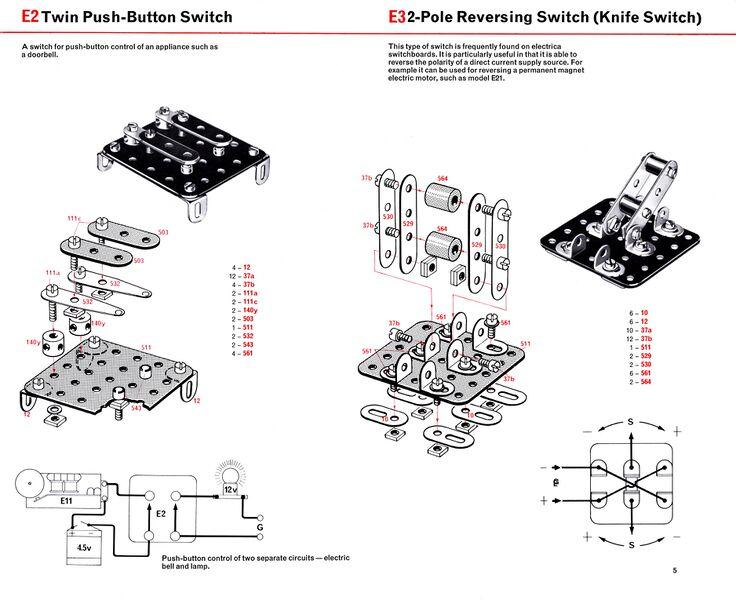 file e2 and e3 switches  meccano elektrikit  bem 1963  jpg