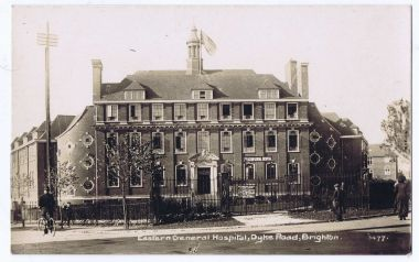 Second Eastern General Hospital (Brighton, Hove and Sussex Grammar School)