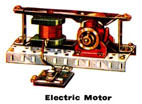 ELEX Electric Motor