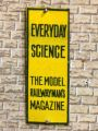 Everyday Science, enamelled tinplate miniature poster.jpg