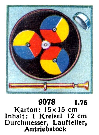 1939: Colour Wheel 9078