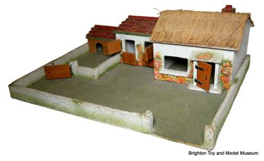 Farm Buildings, Hugar for Britains