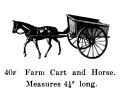 Farm Cart and Horse, Britains Farm 40F (BritCat 1940).jpg