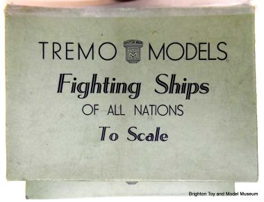"Tremo Models ""Fighting Ships of All Nations"""