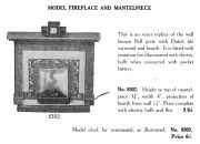 Fireplace and Mantlepiece (Nuways model furniture 8302).jpg