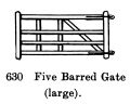 Five-Barred Gate (large), Britains Farm 630 (BritCat 1940).jpg