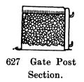 Flint Wall, Gate Post Section, Britains Farm 627 (BritCat 1940).jpg