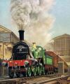 Flying Scotsman Stirling Single No.1, M. Secretan, small.jpg