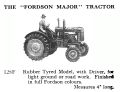 Fordson Major Tractor, Britains 128F (BritainsCat 1958).jpg