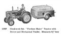 Fordson Major Tractor, with Driver and Mechanical Trailer, Britains 139F (BritainsCat 1958).jpg