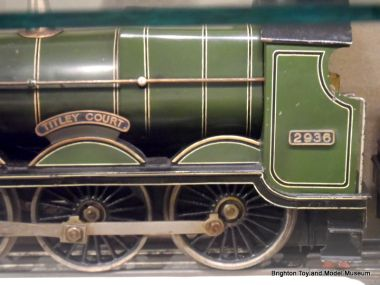 "GWR ""Titley Court"" (Bing for Bassett-Lowke), gauge 1"