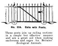 Gate with Posts, Britains Zoo No924 (BritCat 1940).jpg