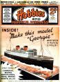 Georgic Ocean Liner model, Hobbies no1913 (HW 1932-06-18).jpg