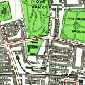 Goldstone Football Ground, map (BrightonHbk 1939).jpg