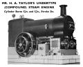 HA Taylor Undertype Compound stationary steam engine, Stuart Turner (ST 1978-02).jpg