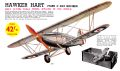 Hawker Hart MkII, flying model biplane, 3158 (TriangCat 1937).jpg