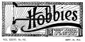 Hobbies Weekly masthead, 1913 (HW 1913-09-27).jpg