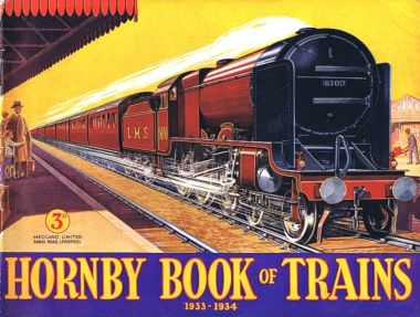 1933: 6100 Royal Scot, Hornby Book of Trains 1933/34