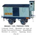 Hornby Brake Van, French Type (1927 HBoT).jpg