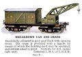 Hornby Breakdown Van and Crane LMS-LNER (1925 HBoT).jpg