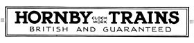 """Hornby Trains"" logo, 1925"