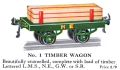 Hornby No.1 Timber Wagon (1928 HBoT).jpg
